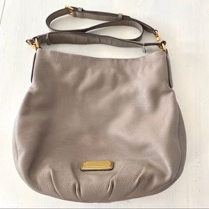 MARC by MARC JACOBS Grey/Taupe Hillier Satchel Bag